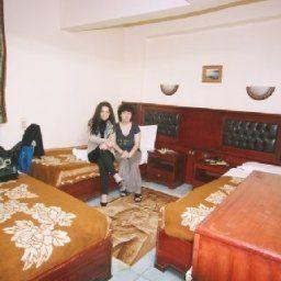 Chambre triple Bostan Hotel