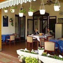 Restaurante/sala de desayunos Palota