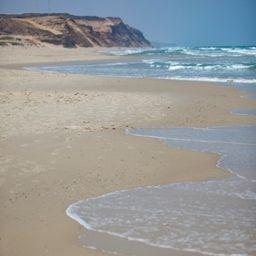 Beach Q Village Poleg Beach