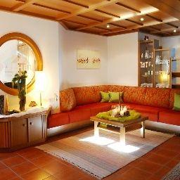 Reception Apparthotel Pircher