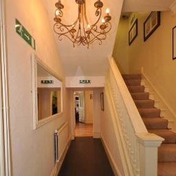 Interni hotel The French Partridge