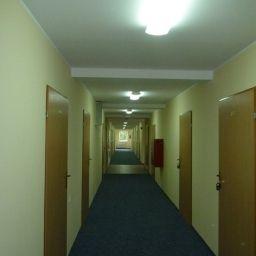 Część wewnętrzna hotelu Marina Hotele Twardowskiego