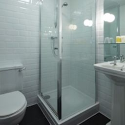 Cuarto de baño B+B Edinburgh Edinburgh (City of Edinburgh, Scotland)