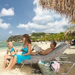 Exterior view Blue Bay  Hotel Curaçao