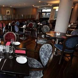 Ristorante Jurys Inn Newcastle Gateshead Quays