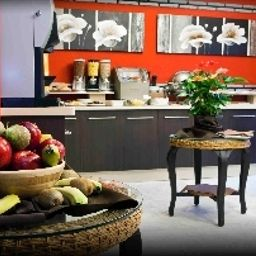 Petit-déjeuner buffet Itaca Colon