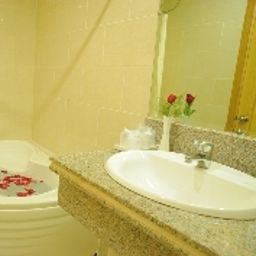 Bagno in camera Elegant Hotel Saigon