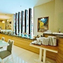 Buffet prima colazione Elegant Hotel Saigon