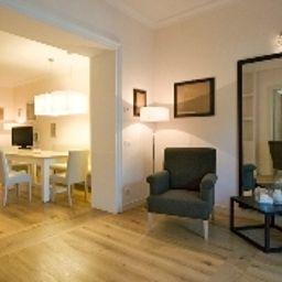 Interior del hotel Relais Villa Il Palagio