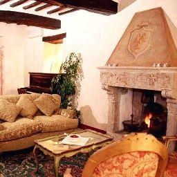 Hall de l'hôtel I Capricci di Marion