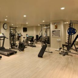 Wellness/fitness Ramada Istanbul Asia