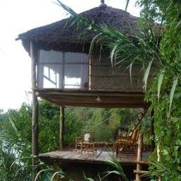 Chambre avec vue sur le lac The Babogaya Lake Viewpoint Lodge