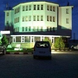Exterior view Madi Hotel Van