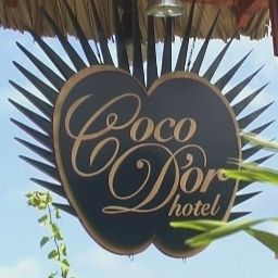 Certificate/logo Coco D´or Hotel Beau Vallon