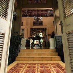 Reception Kayu Arum Resort