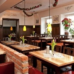 Restaurant/breakfast room Zur Post Gasthof