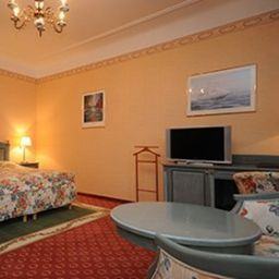 Suite Grand Hotel des Rasses
