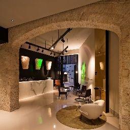 Bar de l'hôtel Caro