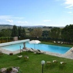 Piscina Le Valline Country Resort