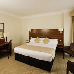Standard room Mercure Leicester The Grand Hotel Leicester (England)