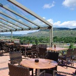 Vista esterna Triolago Hotel Restaurant