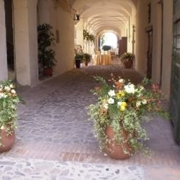 Vista esterna Relais 12 Monaci