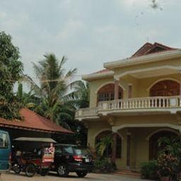 Garten Check Inn Siem Reap