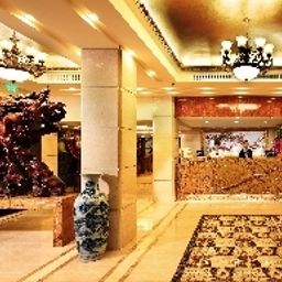 Recepcja The Royal Garden Hotel