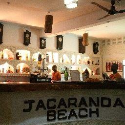 Hotel-Bar Jacaranda Beach Ora Resort