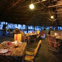 Restaurant Jacaranda Beach Ora Resort