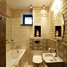 Bathroom Hotel Fajkier Wellness & Spa