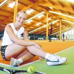 Court de tennis Havellandhalle Resort
