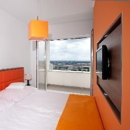 Double room (standard) High Tower Apartamenty Szczecin