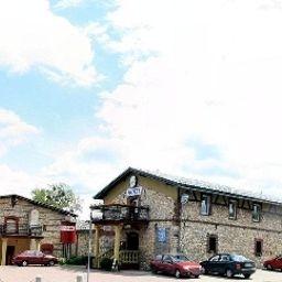 Exterior view Komfort Inn