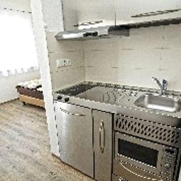 Kitchen in room Gruber Boardinghouse