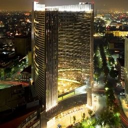 Outdoor view Plaza Suites México Mexico City (Distrito Federal)