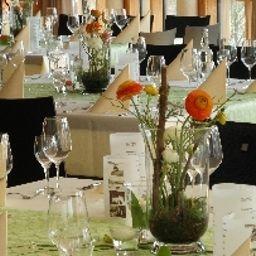 Banquet hall Energiehotel Kultiviert