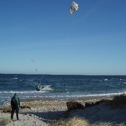 Beach Fischerwiege