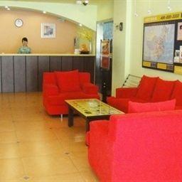 Hol hotelowy Nantong Home Inn -Haohe Nandajie