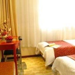 Chambre Beijing Zhaojialou Hotel