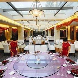 Ristorante/Sala colazione Heyuan Royal Garden Hotel - Beijing