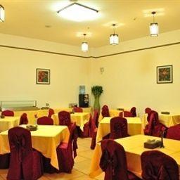 Restaurante/sala de desayunos Sheng Long Hotel - Guangzhou