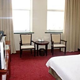 Info Gee Tai Hotel Shanghai Train Station North Square Shanghai (Shanghai Municipality)