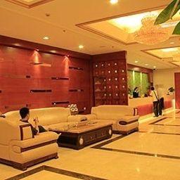 Hall de l'hôtel Tianzhiyu Hotel - Shenzhen