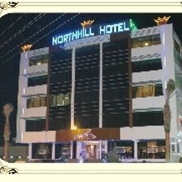 Exterior view Northhill Hotel