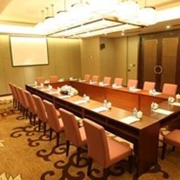 Conference room Soluxe Hotel - Wuhan Wuhan (Hubei Province)