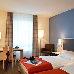 Chambre Mercure Hotel Berlin City West