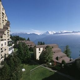 Фасад Dorint Resort Blüemlisalp Beatenberg Interlaken