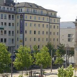 Vista exterior Best Western zur Post