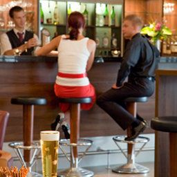 Bar Mercure Hotel Saarbruecken Sued Fotos